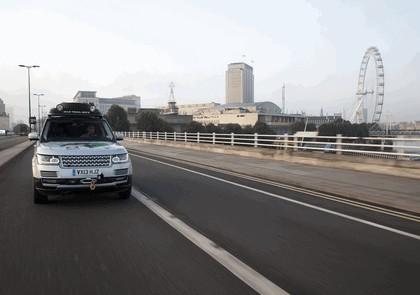 2013 Land Rover Range Rover ( L405 ) SD V6 hybrid prototype 13