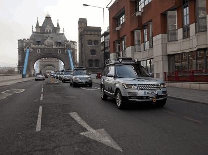 2013 Land Rover Range Rover ( L405 ) SD V6 hybrid prototype 15
