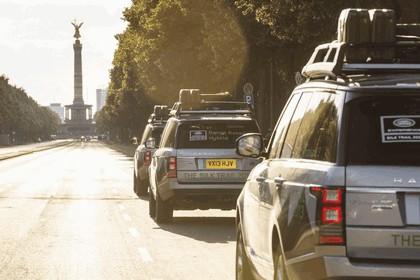 2013 Land Rover Range Rover ( L405 ) SD V6 hybrid prototype 19