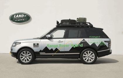 2013 Land Rover Range Rover ( L405 ) SD V6 hybrid prototype 20