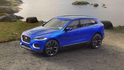 2013 Jaguar C-X17 concept 8