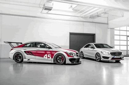2013 Mercedes-Benz CLA ( C117 ) 45 AMG Racing Series 7