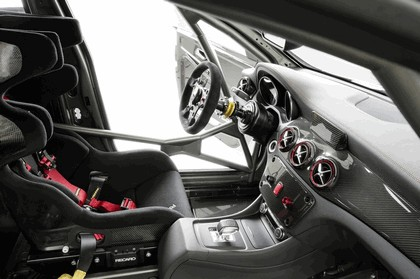 2013 Mercedes-Benz CLA ( C117 ) 45 AMG Racing Series 8