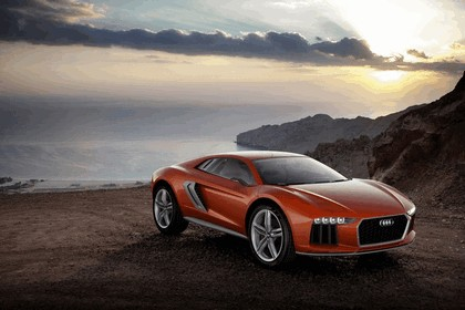 2013 Audi nanuk quattro concept 1