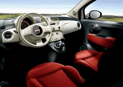 2007 Fiat 500 11