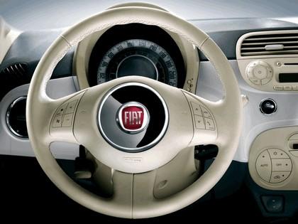 2007 Fiat 500 14