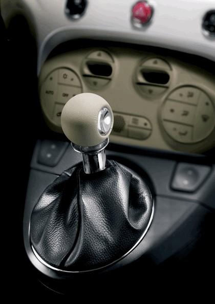 2007 Fiat 500 17