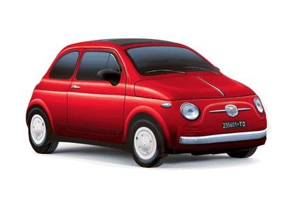 2007 Fiat 500 29