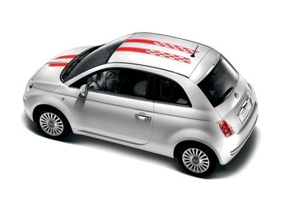 2007 Fiat 500 36