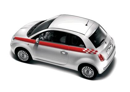 2007 Fiat 500 37