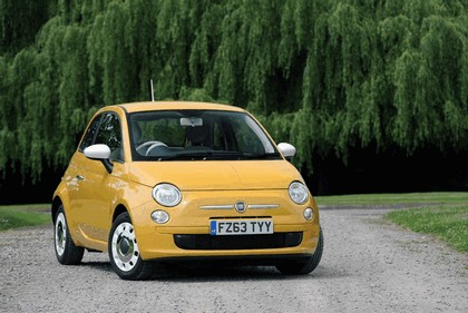 2013 Fiat 500 Colour Therapy - UK version 1