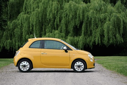 2013 Fiat 500 Colour Therapy - UK version 2