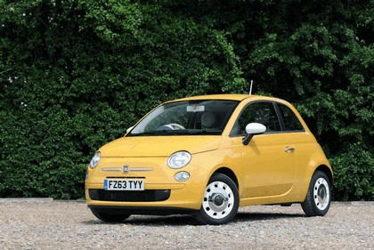 2013 Fiat 500 Colour Therapy - UK version 3