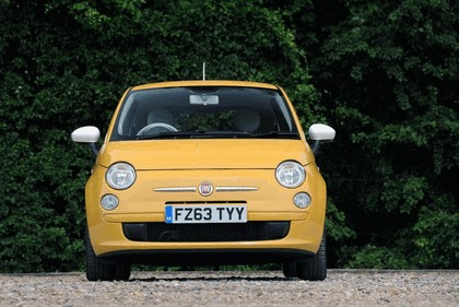 2013 Fiat 500 Colour Therapy - UK version 4