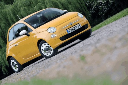 2013 Fiat 500 Colour Therapy - UK version 7