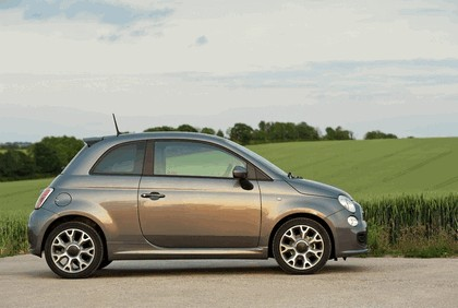 2013 Fiat 500S - UK version 7