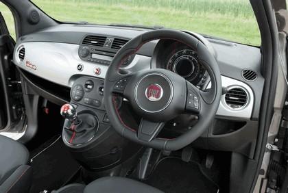 2013 Fiat 500S - UK version 10