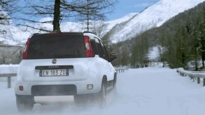 2013 Fiat Panda 4x4 Antartica 1