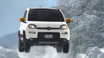 2013 Fiat Panda 4x4 Antartica 2