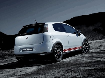 2007 Fiat Grande Punto Abarth preview 2