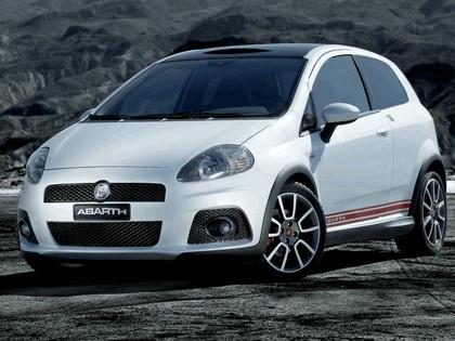 2007 Fiat Grande Punto Abarth preview 6