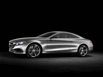 2013 Mercedes-Benz S-klasse coupé concept 2
