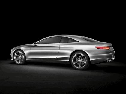 2013 Mercedes-Benz S-klasse coupé concept 3