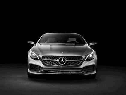2013 Mercedes-Benz S-klasse coupé concept 4