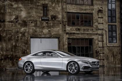2013 Mercedes-Benz S-klasse coupé concept 7