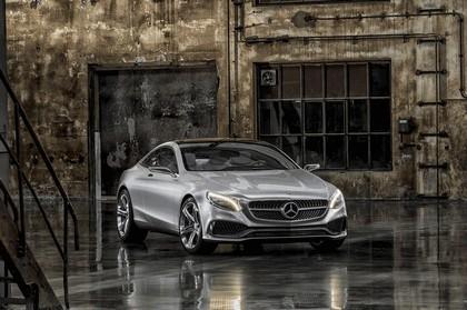2013 Mercedes-Benz S-klasse coupé concept 10