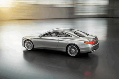 2013 Mercedes-Benz S-klasse coupé concept 12