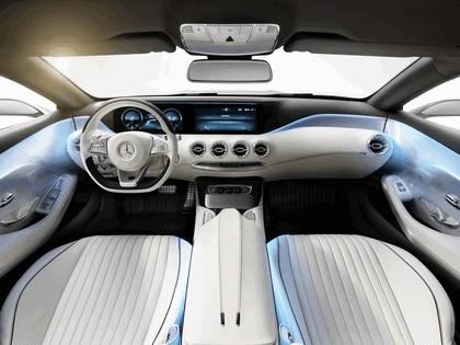 2013 Mercedes-Benz S-klasse coupé concept 16