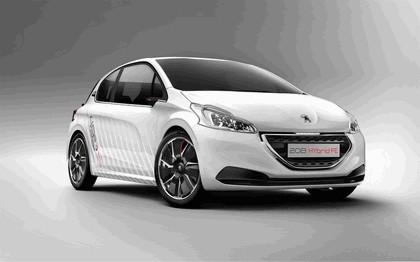 2013 Peugeot 208 HYbrid FE 1