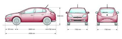 2007 Fiat Bravo 25