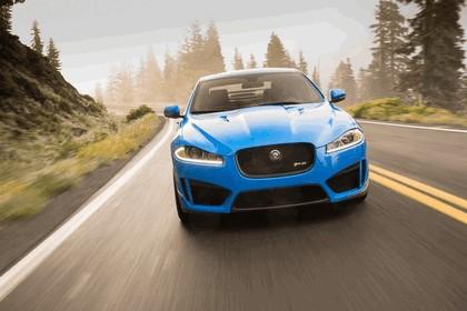 2014 Jaguar XFR-S - USA version 4