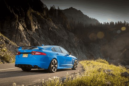 2014 Jaguar XFR-S - USA version 6
