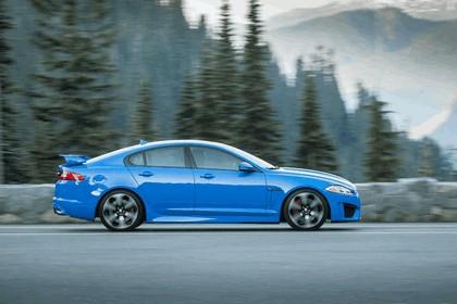2014 Jaguar XFR-S - USA version 19