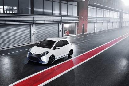 2013 Toyota Yaris Hybrid-R concept 9