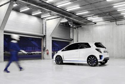 2013 Toyota Yaris Hybrid-R concept 10