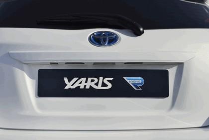 2013 Toyota Yaris Hybrid-R concept 22