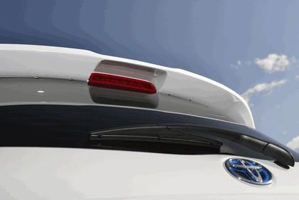 2013 Toyota Yaris Hybrid-R concept 27