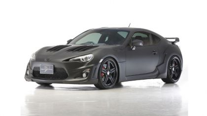 2013 Toyota GT86 Sports Line by Wald 8