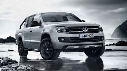 2014 Volkswagen Amarok Dark Label 8