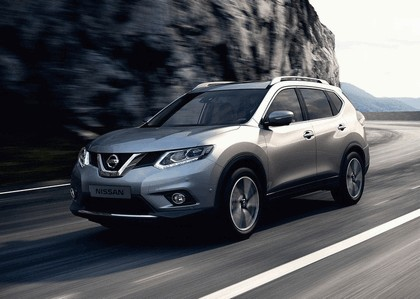 2014 Nissan X-Trail 1