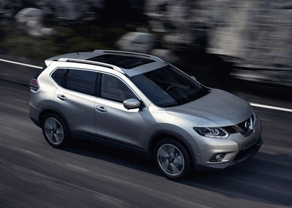 2014 Nissan X-Trail 2