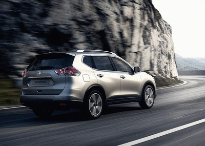 2014 Nissan X-Trail 4