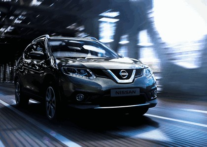 2014 Nissan X-Trail 7