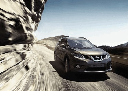 2014 Nissan X-Trail 9