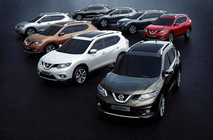 2014 Nissan X-Trail 19