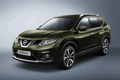 2014 Nissan X-Trail 25